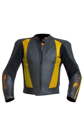Leather Jacket Crusing